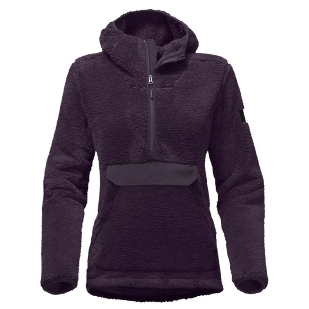 THE NORTH FACE Women's Campshire Pullover Hoodie - 374-DARK EGGPL PURPL