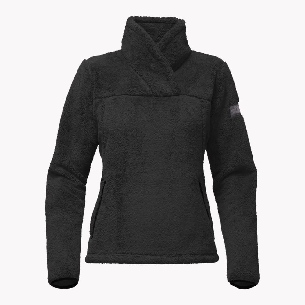 THE NORTH FACE Women's Campshire Pullover - JK3- TNF BLACK