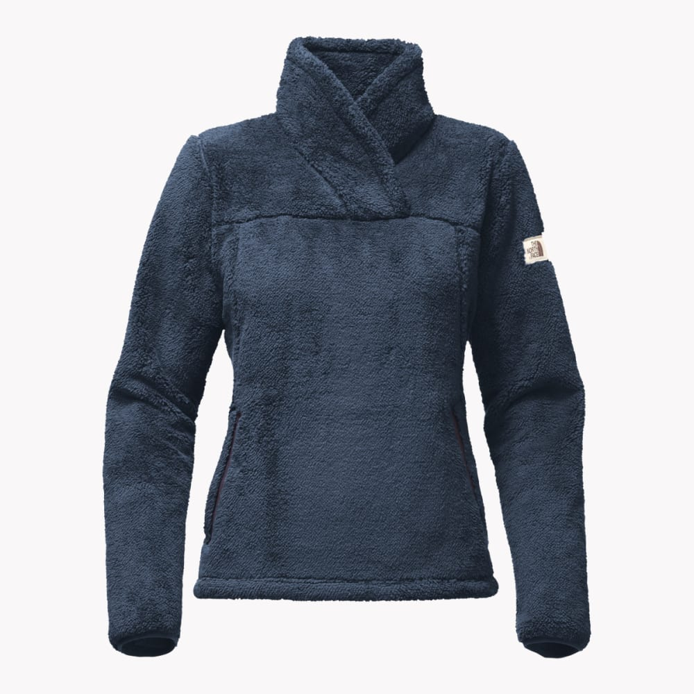 THE NORTH FACE Women's Campshire Pullover - 40Q-INK BLUE
