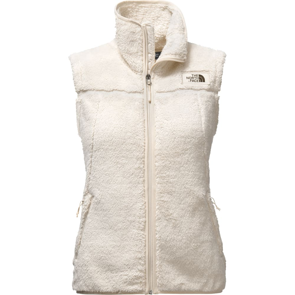 THE NORTH FACE Women's Campshire Fleece Vest - 11P-VINTAGE WHITE