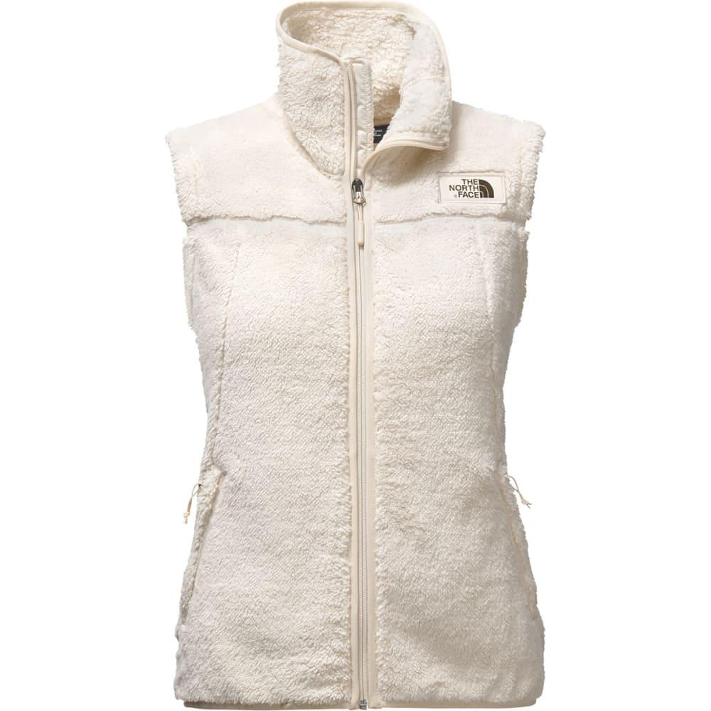 THE NORTH FACE Women's Campshire Fleece Vest - 11P-VINTAGE WHITE