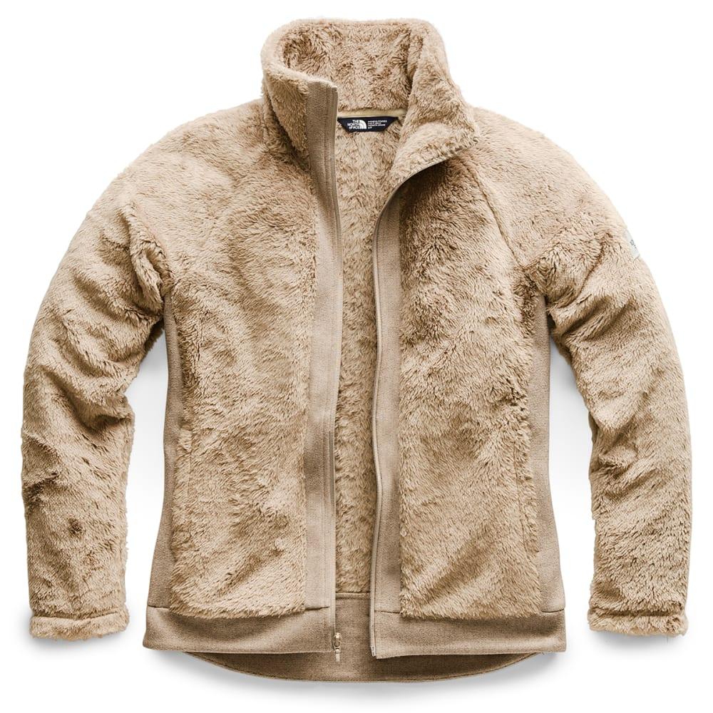 THE NORTH FACE Women's Furry Fleece Full Zip - 254-DUNE BEIGE