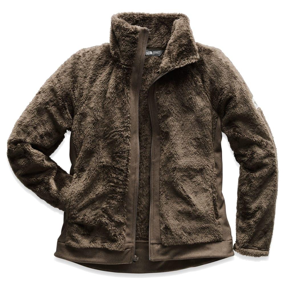 THE NORTH FACE Women's Furry Fleece Full Zip - 9ZG-WEIMERANER BROWN