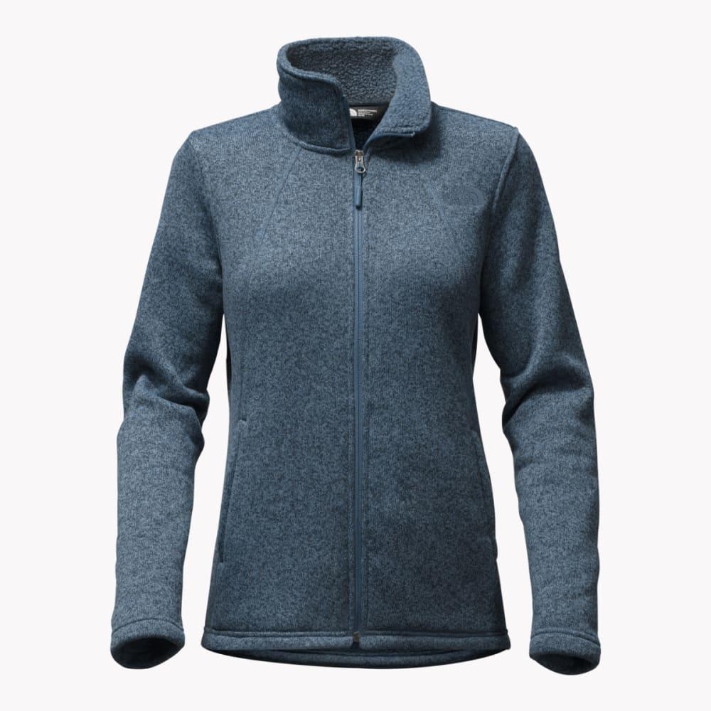 THE NORTH FACE Women's Crescent Full Zip Jacket - H0V-INK BLUE HTR