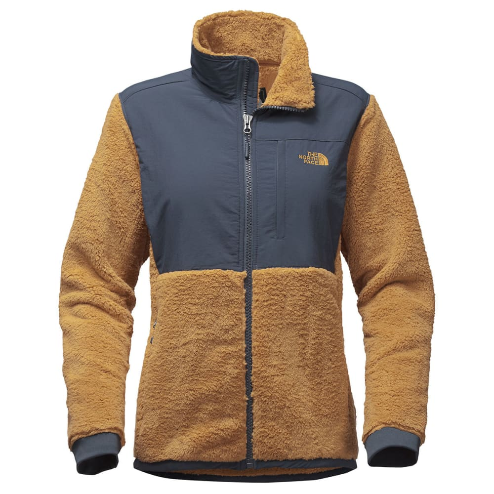 THE NORTH FACE Women's Novelty Denali Jacket - WDW-BISCUIT TAN