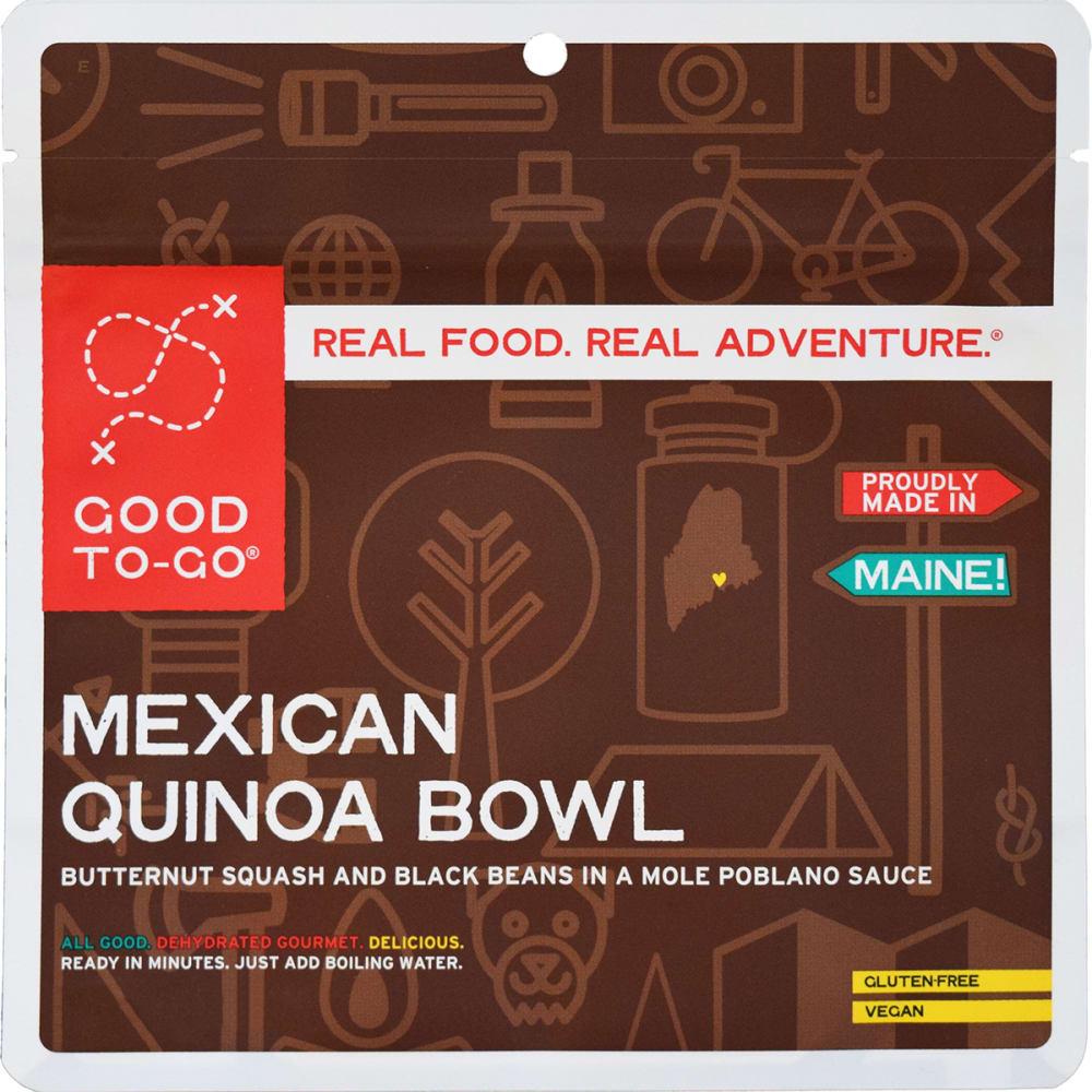 GOOD TO-GO Mexican Quinoa Bowl Single Packet - NO COLOR