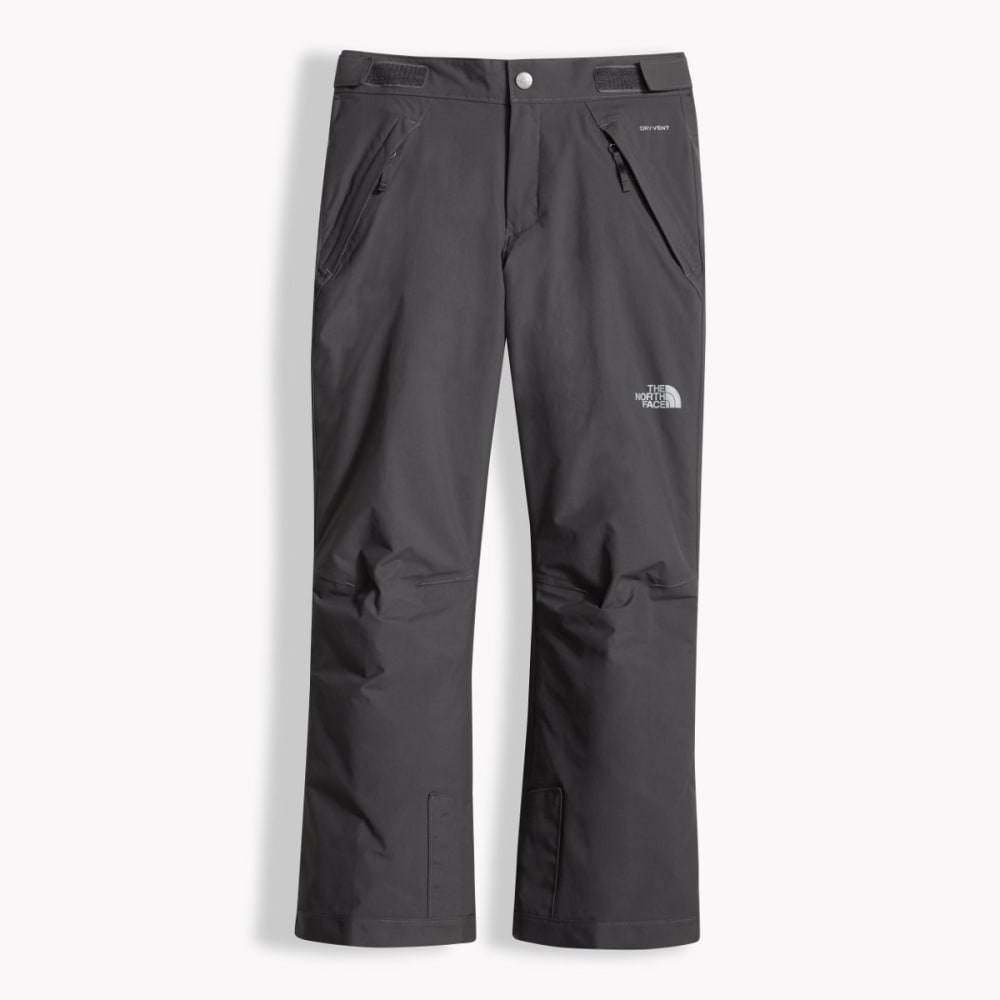 THE NORTH FACE Girls' Freedom Insulated Pants - 044-GRAPHITE GREY