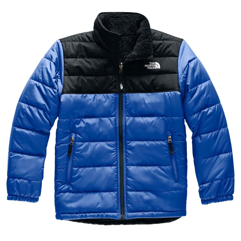 THE NORTH FACE Boy's Reversible Mount Chimborazo Jacket - CZ6-TNF BLUE