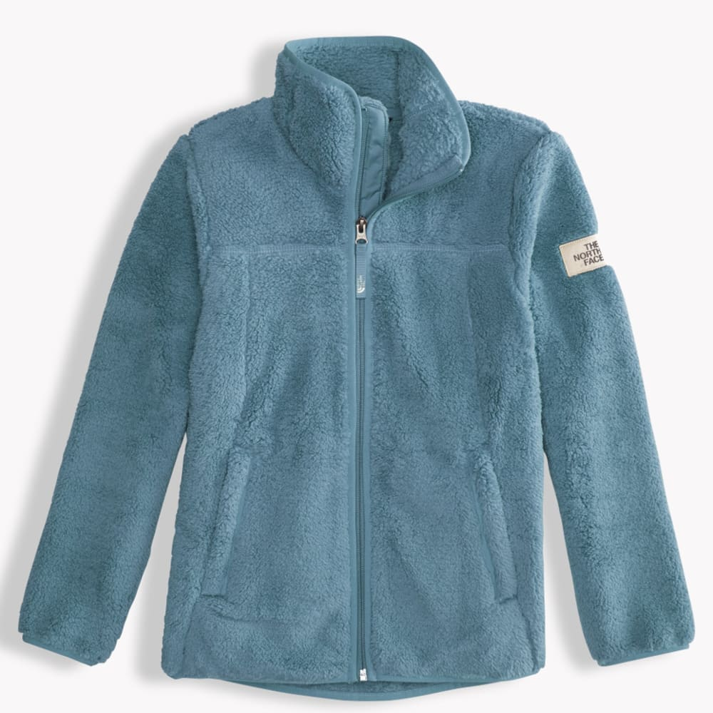 The North Face Girls' Campshire Full Zip Jacket - Size M