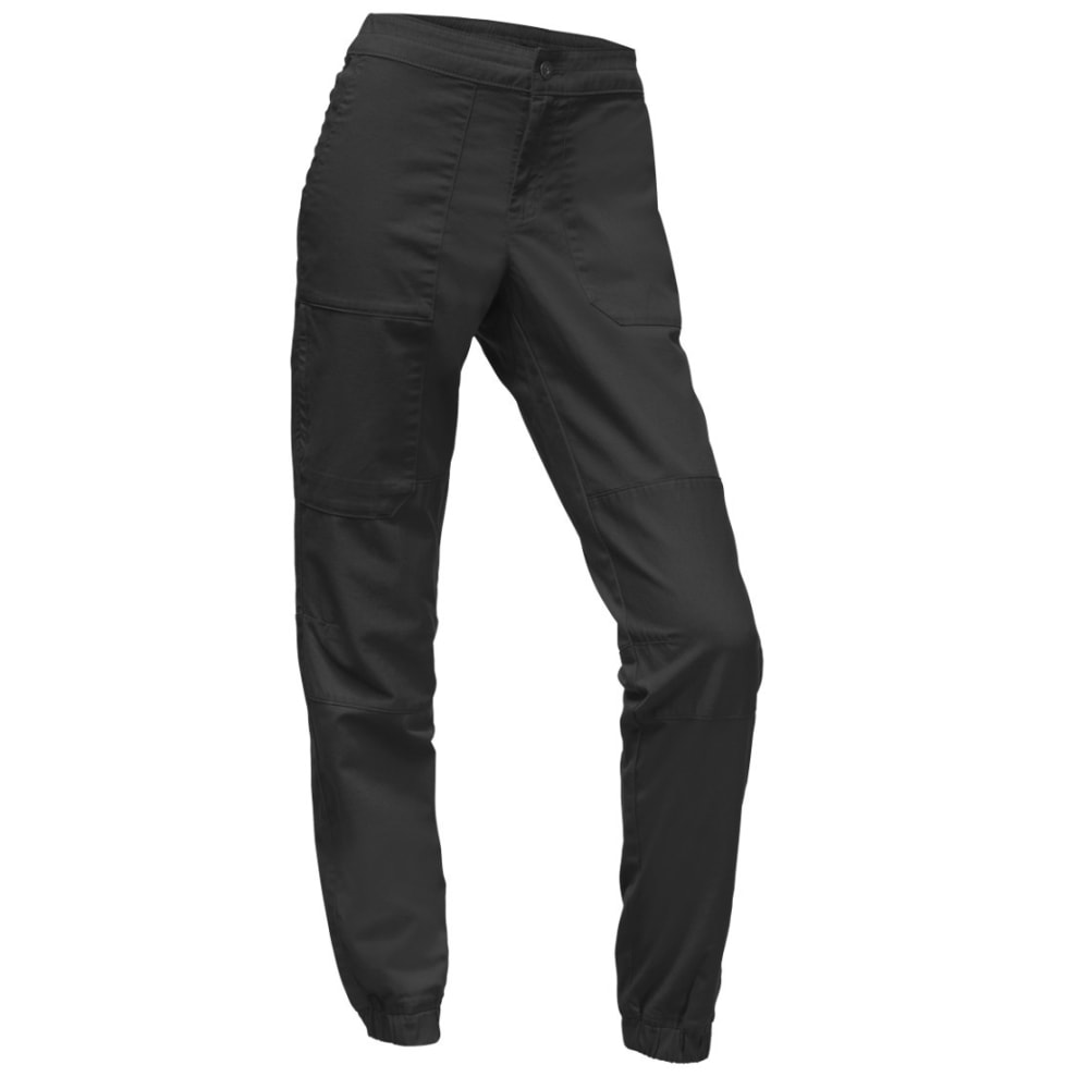 THE NORTH FACE Women's Utility Joggers - JK3- TNF BLACK