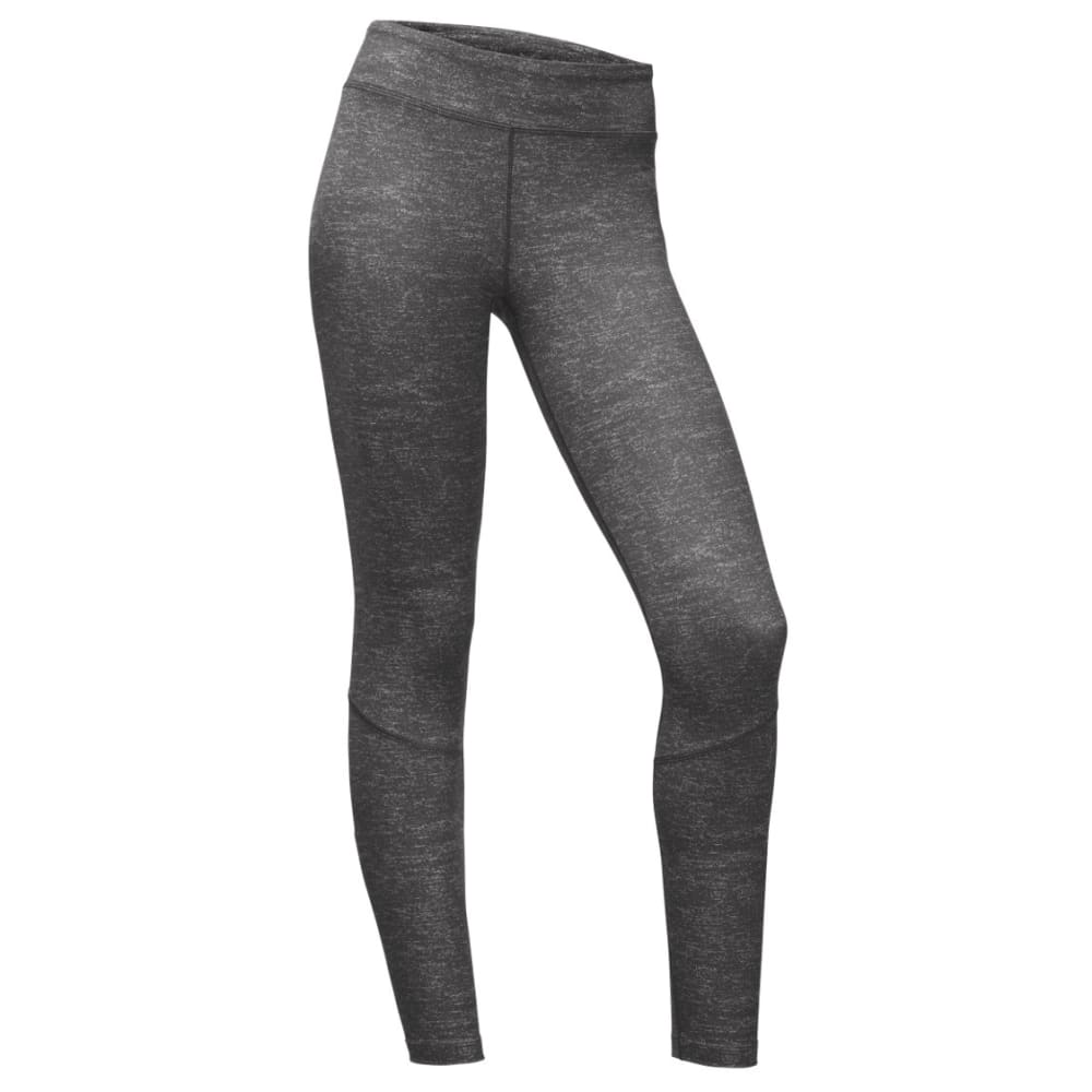 THE NORTH FACE Women's Pulse Tights - DYY-TNF MED GREY HTR