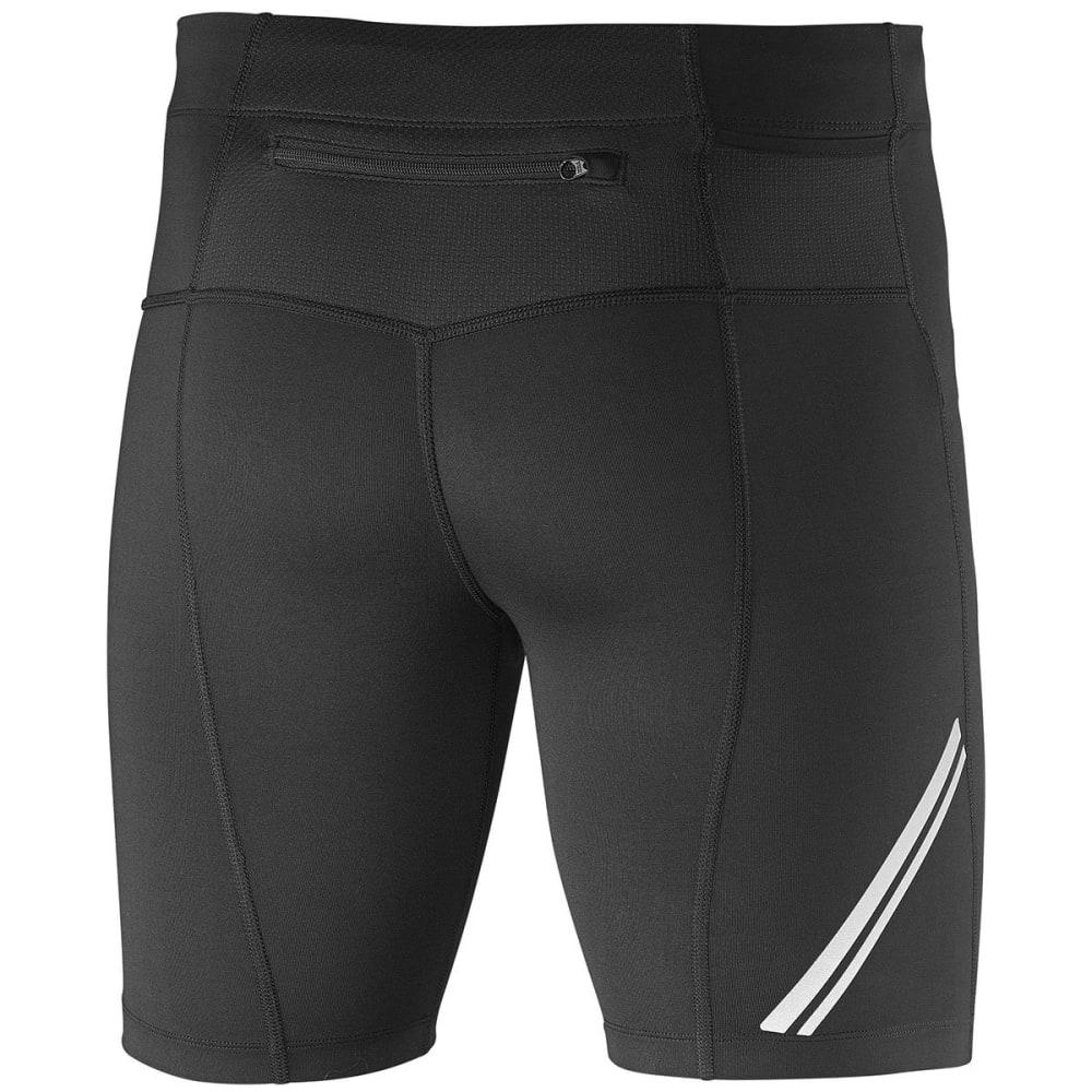 SALOMON Men's Agile Short Running Tights - 100-BLACK