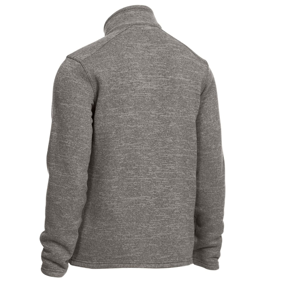 EMS Men's Roundtrip Trek Full-Zip Fleece Jacket - CASTLEROCK HEATHER
