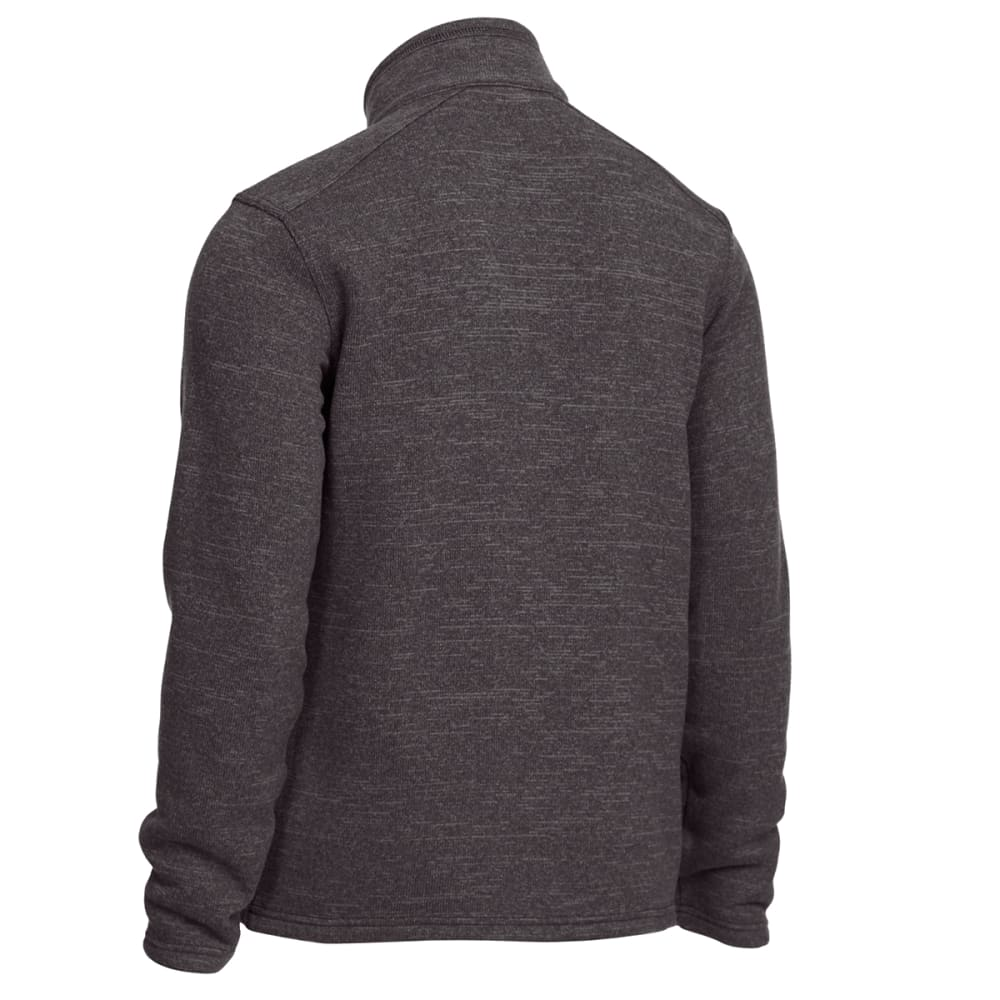 EMS® Men's Roundtrip Trek Full-Zip Fleece Jacket - PHANTOM HEATHER