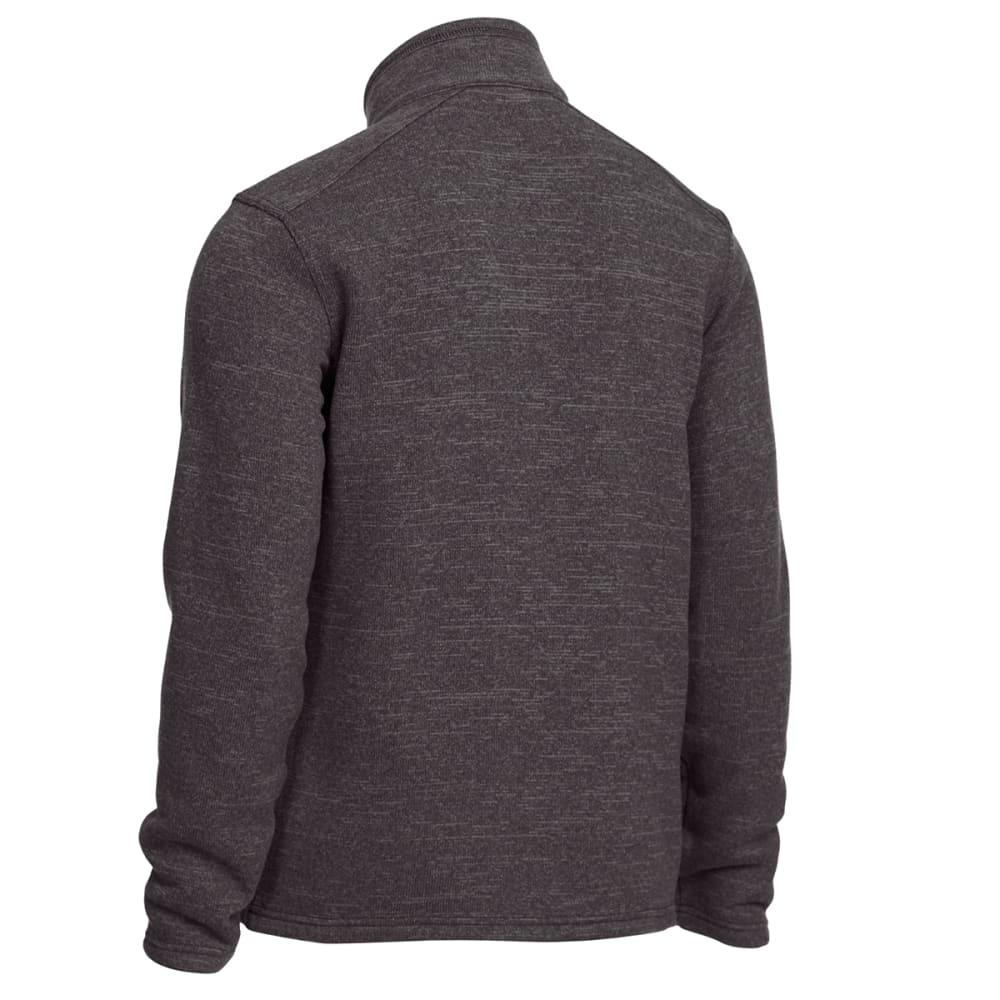 EMS Men's Roundtrip Trek Full-Zip Fleece Jacket - PHANTOM HEATHER
