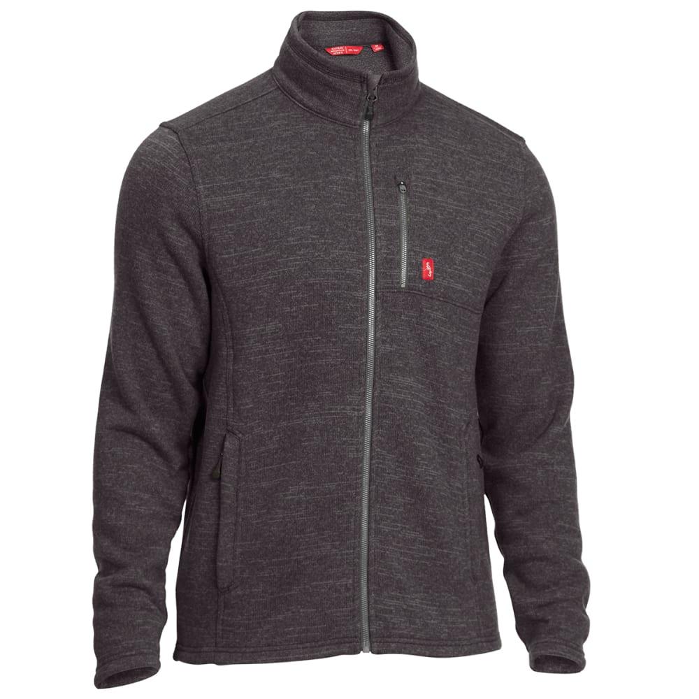 EMS® Men's Roundtrip Trek Full-Zip Fleece Jacket - PHANTOM HEATHER