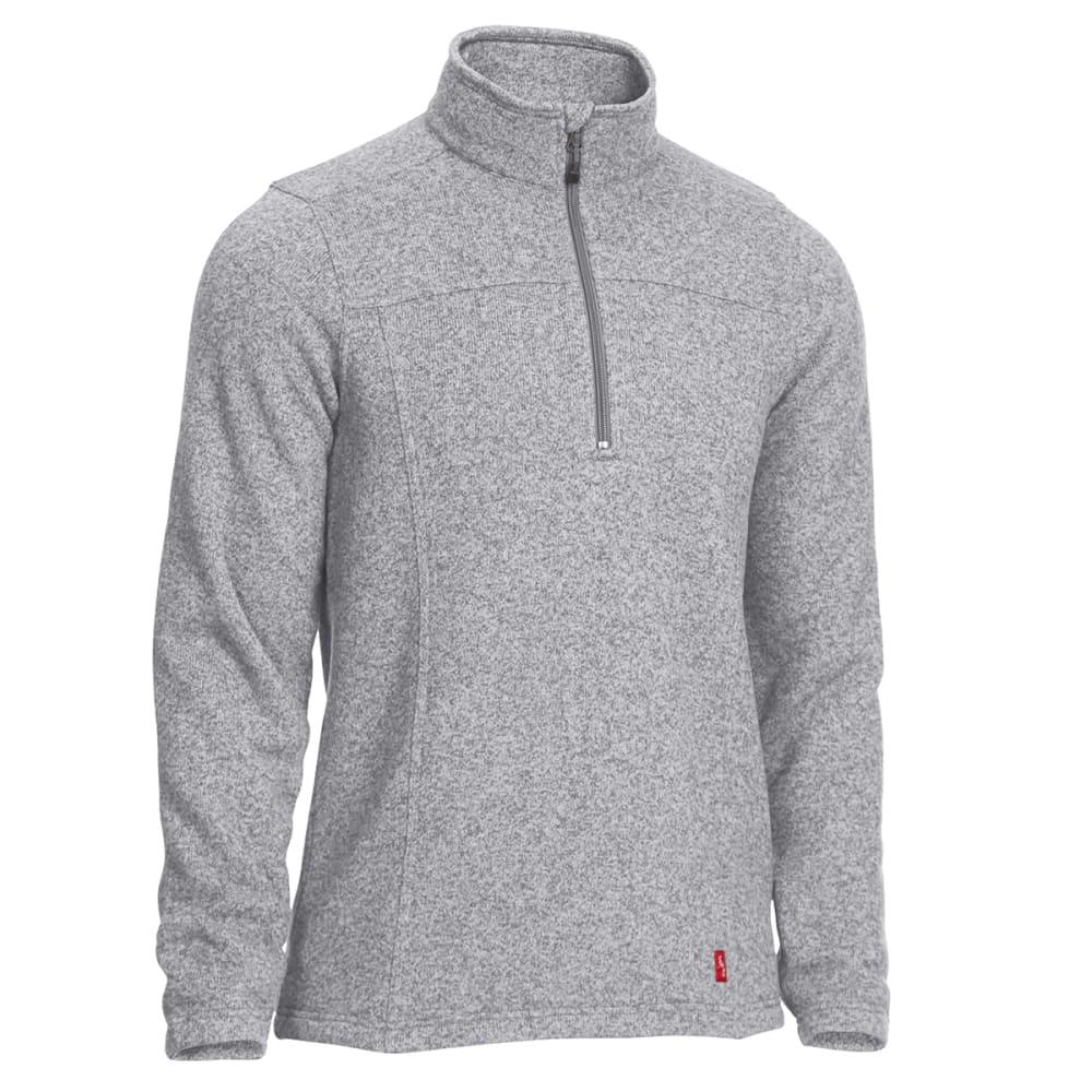 EMS® Men's Roundtrip ¼-Zip Pullover - CASTLEROCK HEATHER