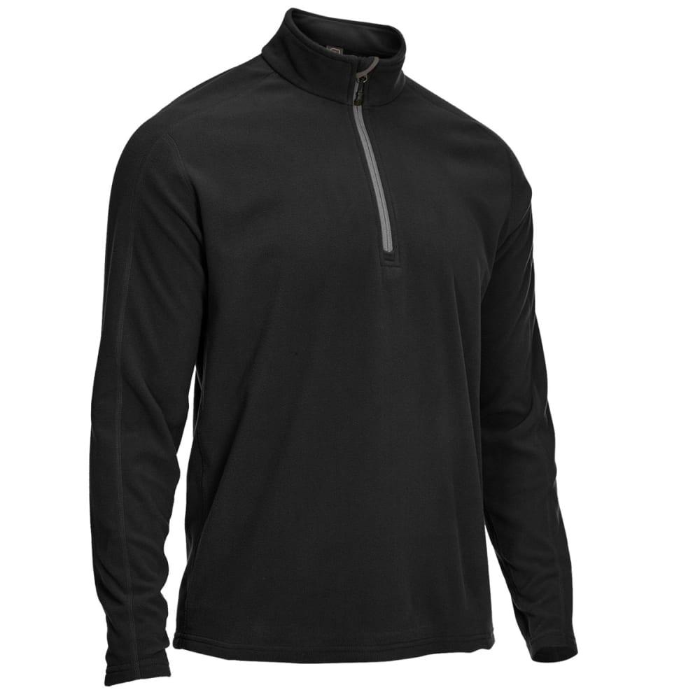 EMS® Men's Classic Micro Fleece ¼-Zip - BLACK