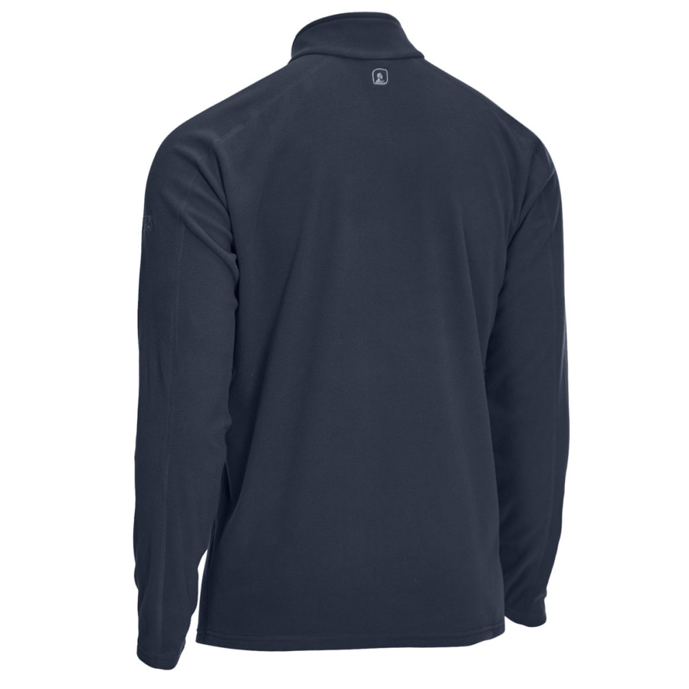 EMS Men's Classic Micro Fleece Quarter Zip - BLUE NIGHTS