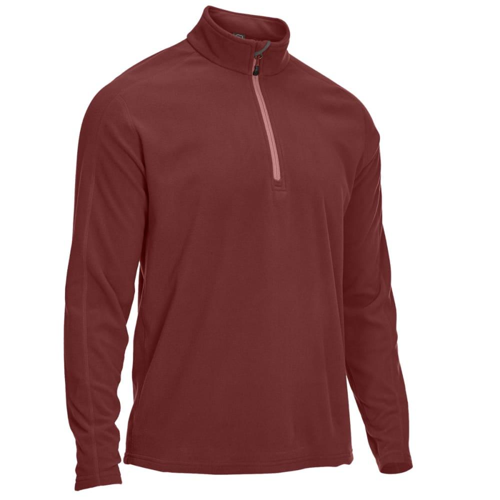 EMS Men's Classic Micro Fleece Quarter Zip - ANDORRA