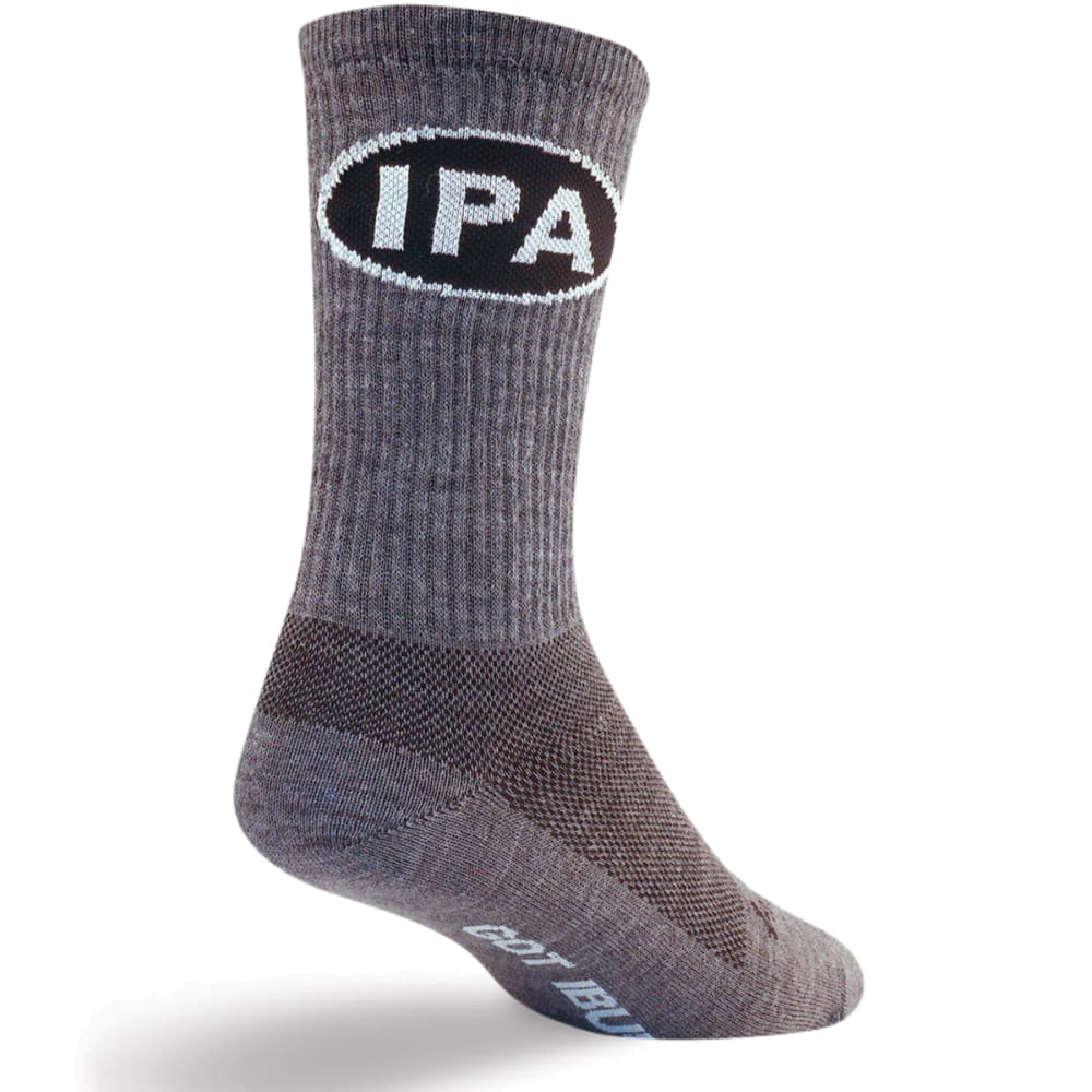 SOCK GUY IPA Wool Socks - IPA