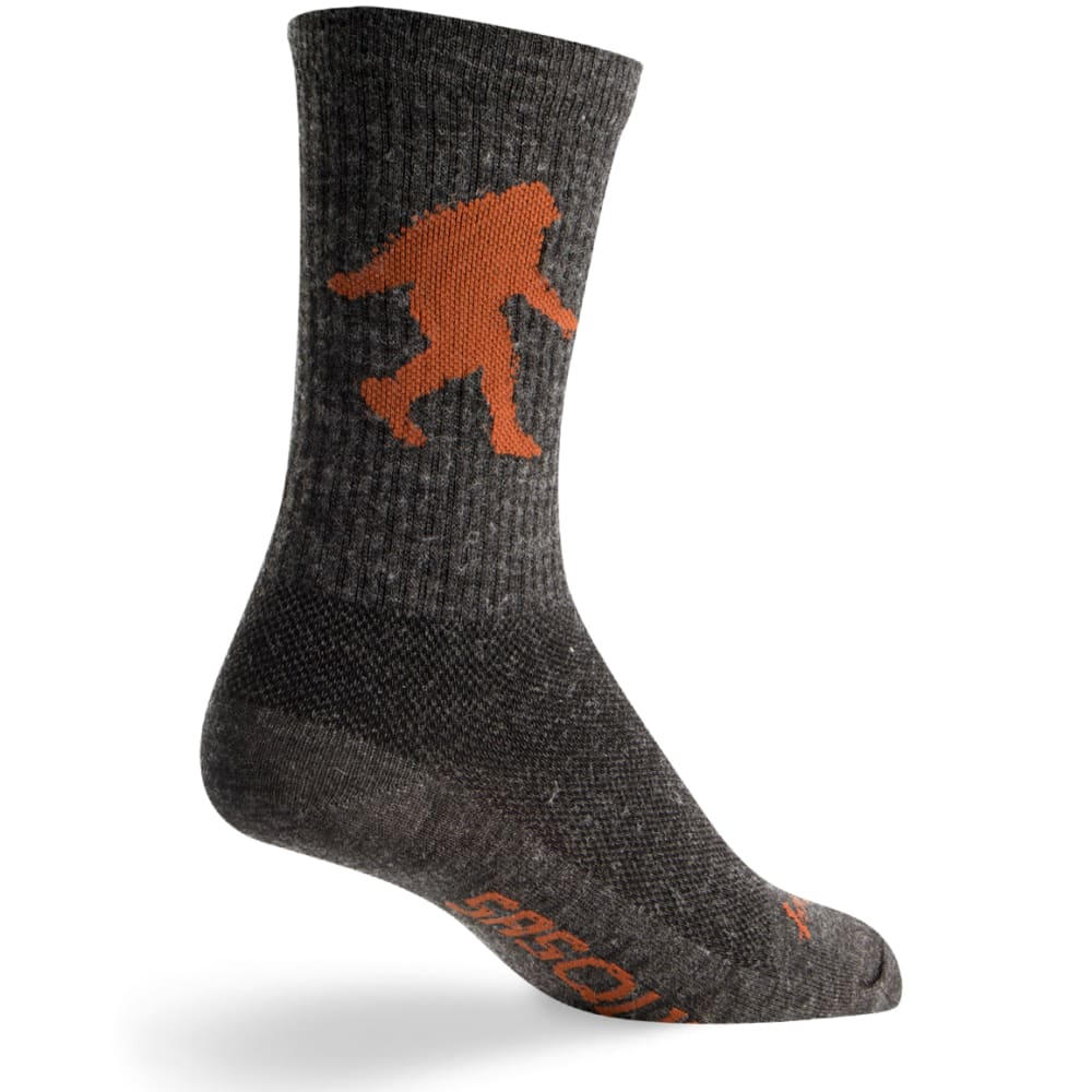 SOCK GUY Sasquatch Wool Socks - SASQUATCH