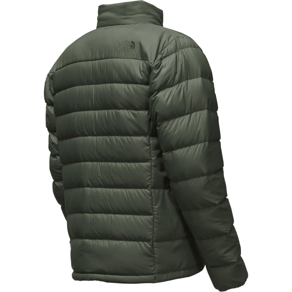 THE NORTH FACE Men's Aconcagua Jacket - HBY-CLIMBING IVY GRE