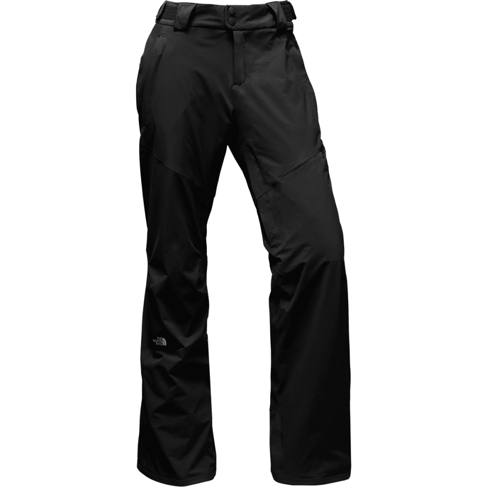 THE NORTH FACE Women's Powdance Regular Length Ski Pants - JK3-TNF BLACK
