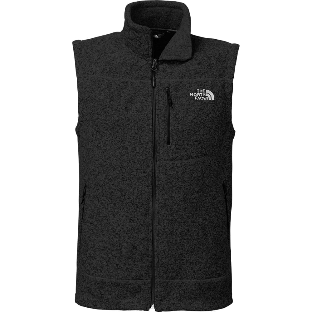 THE NORTH FACE Men's Gordon Lyons Vest - KS7-TNF BLACK HEATHE