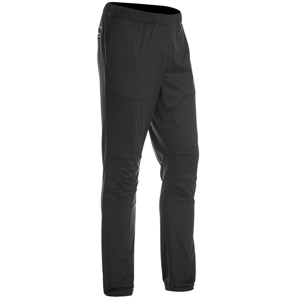 EMS Men's Techwick Crosswind Pants - BLACK