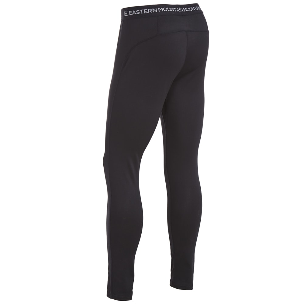 EMS® Men's Techwick® Lightweight Base Layer Bottoms - BLACK
