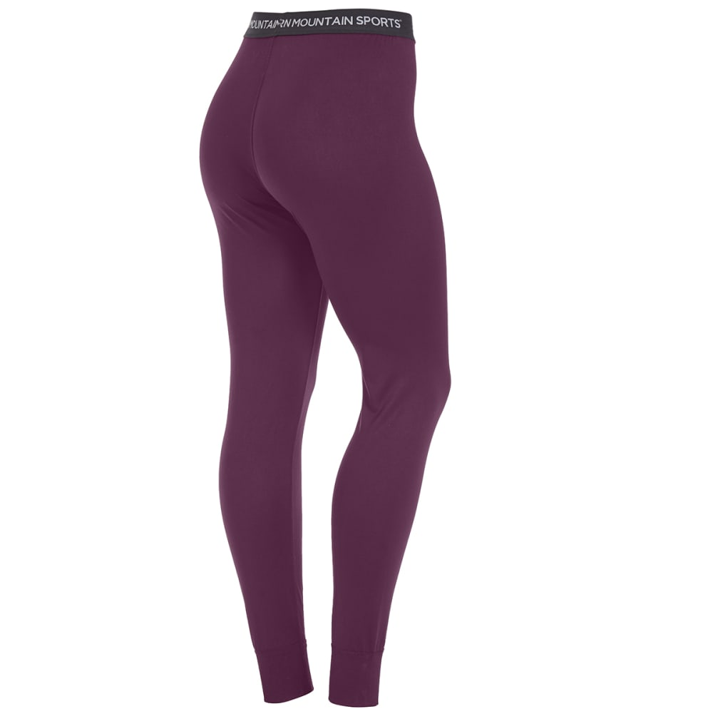 EMS Women's Techwick Lightweight Base Layer Bottoms - PICKLED BEET