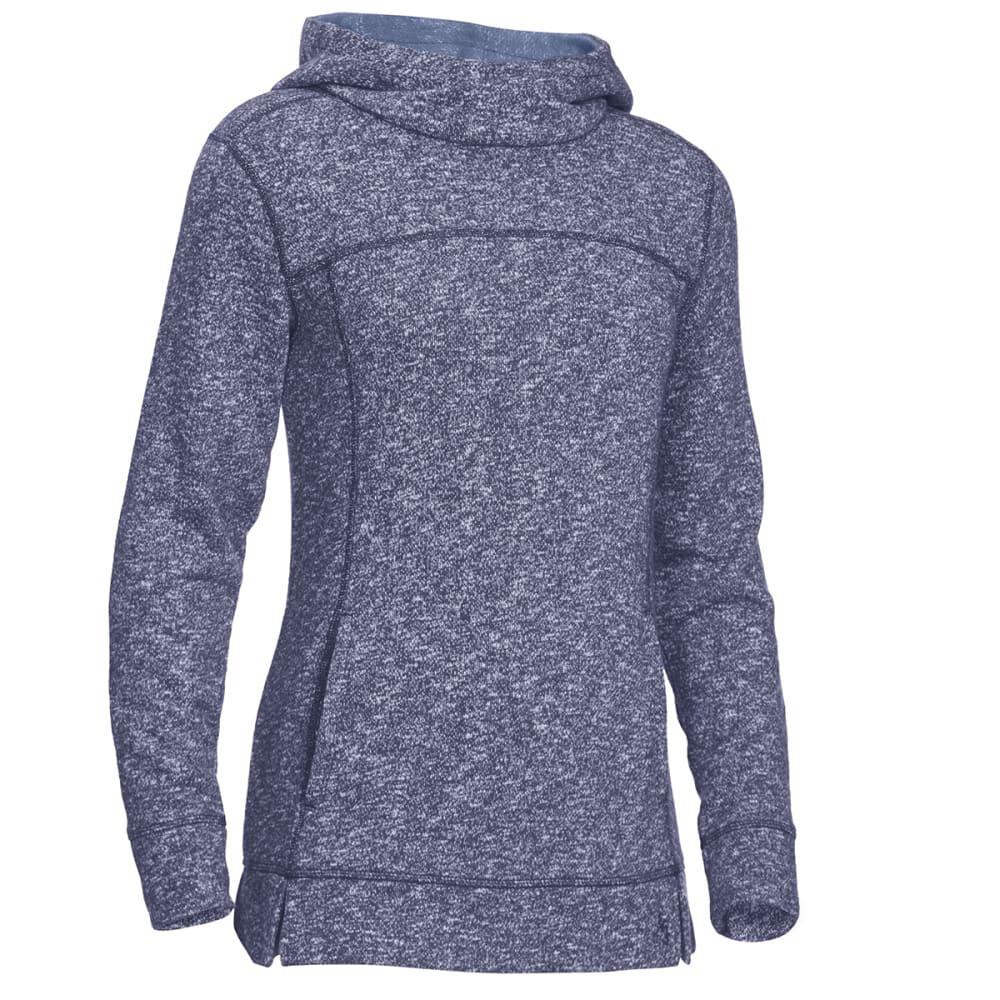 EMS Women's Tousle Pullover Hoodie - VINTAGE INDIGO HEATH