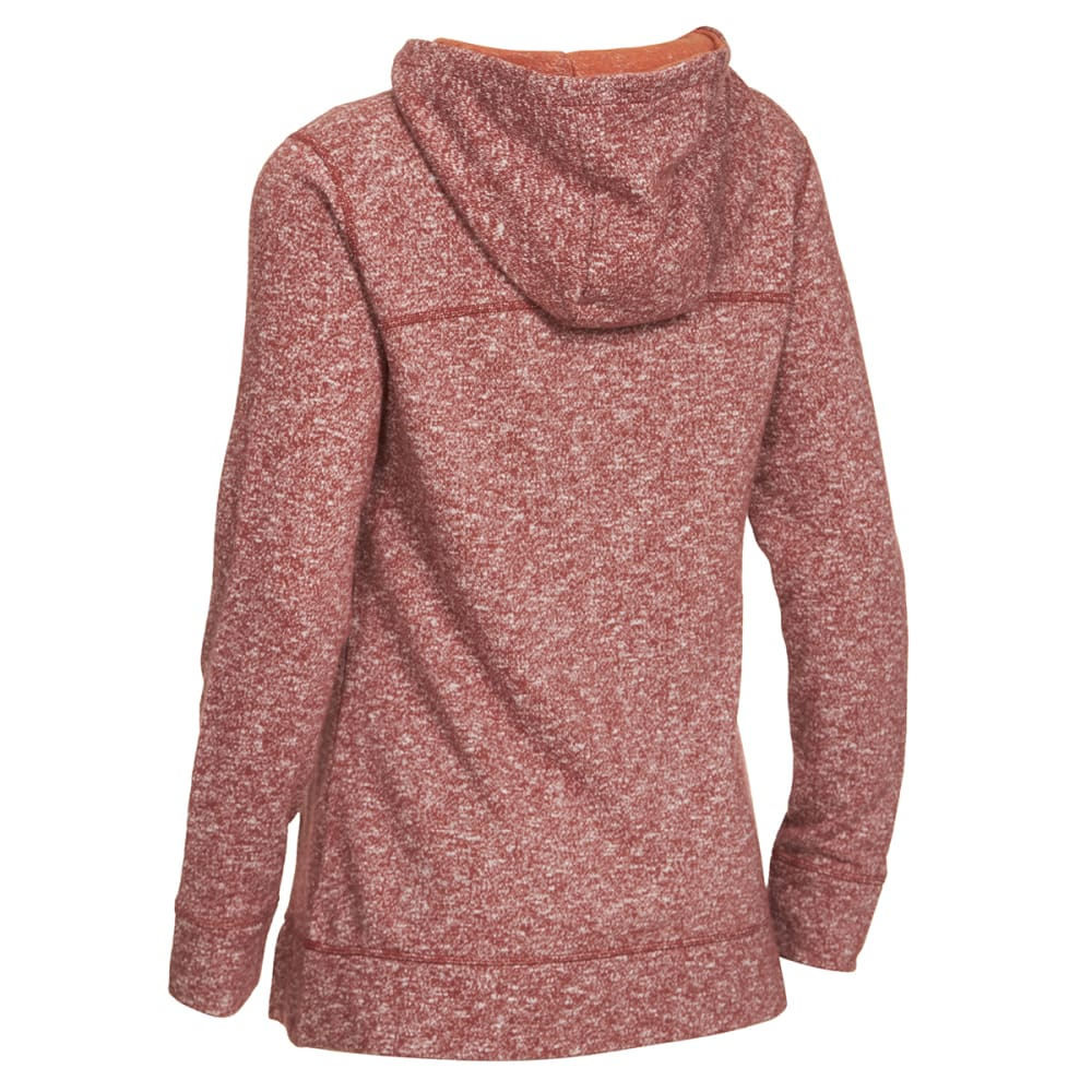 EMS Women's Tousle Pullover Hoodie - APPLE BUTTER HEATHER