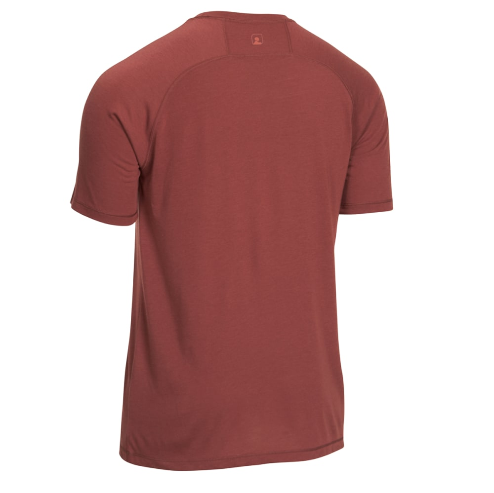 EMS Men's Techwick Vital Discovery Short-Sleeve Tee - ANDORRA