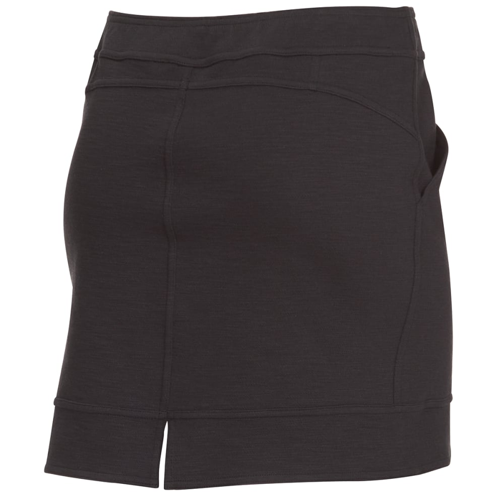 EMS Women's Marquis Travel Skirt - BLACK