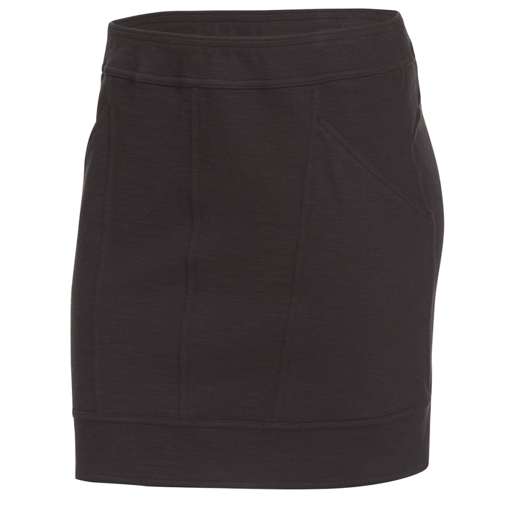 EMS® Women's Marquis Travel Skirt - BLACK