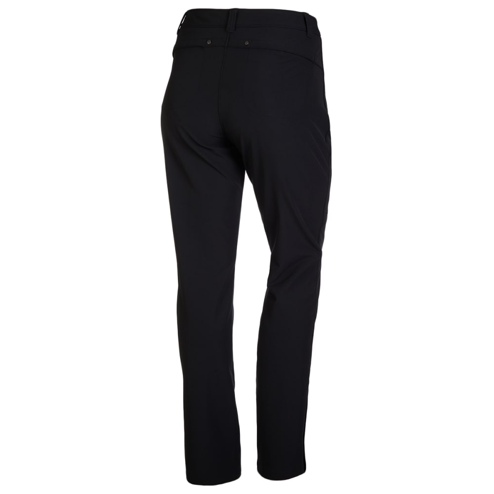 EMS Women's Empress Soft Shell Pants - BLACK