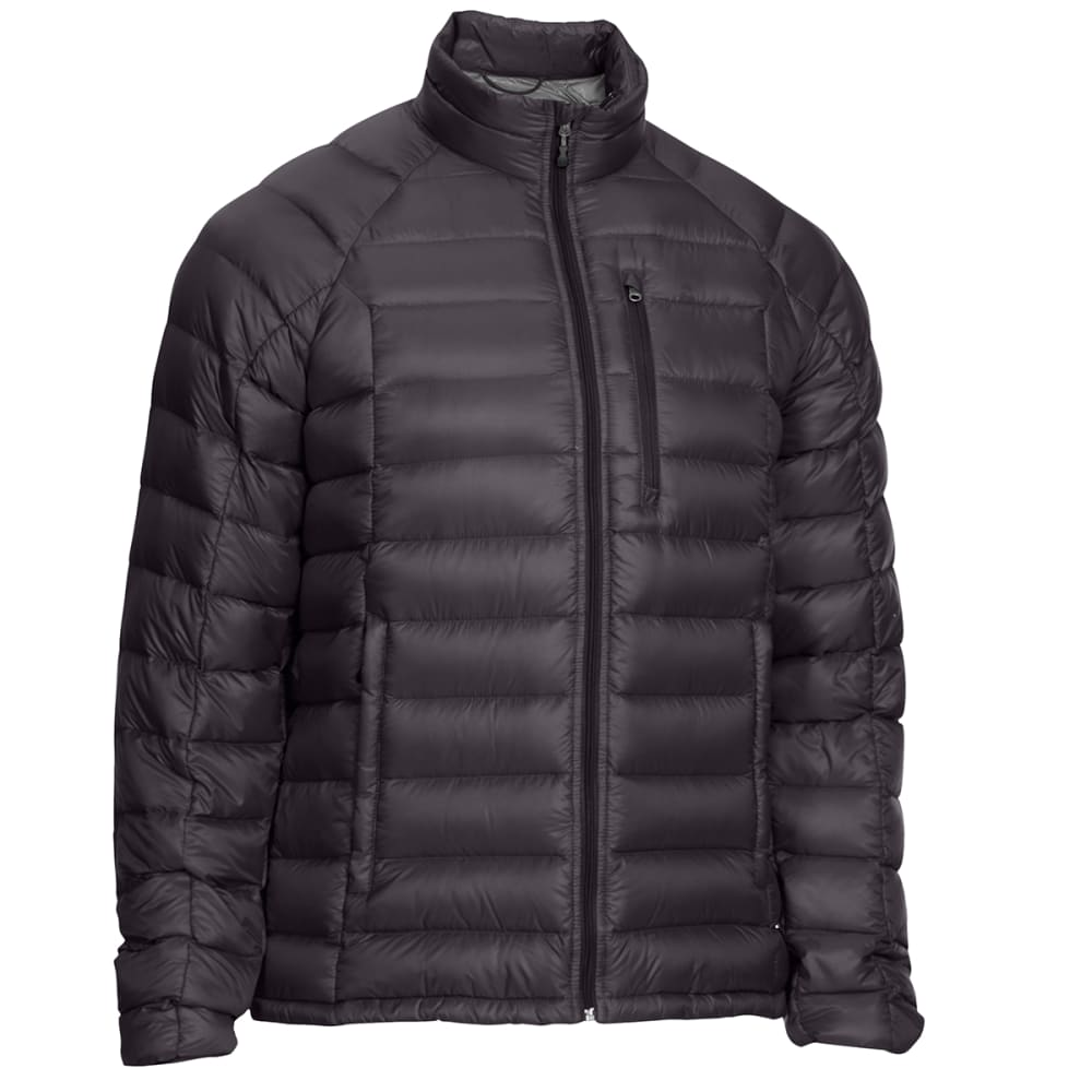 EMS Men's Feather Pack Jacket - BLACK