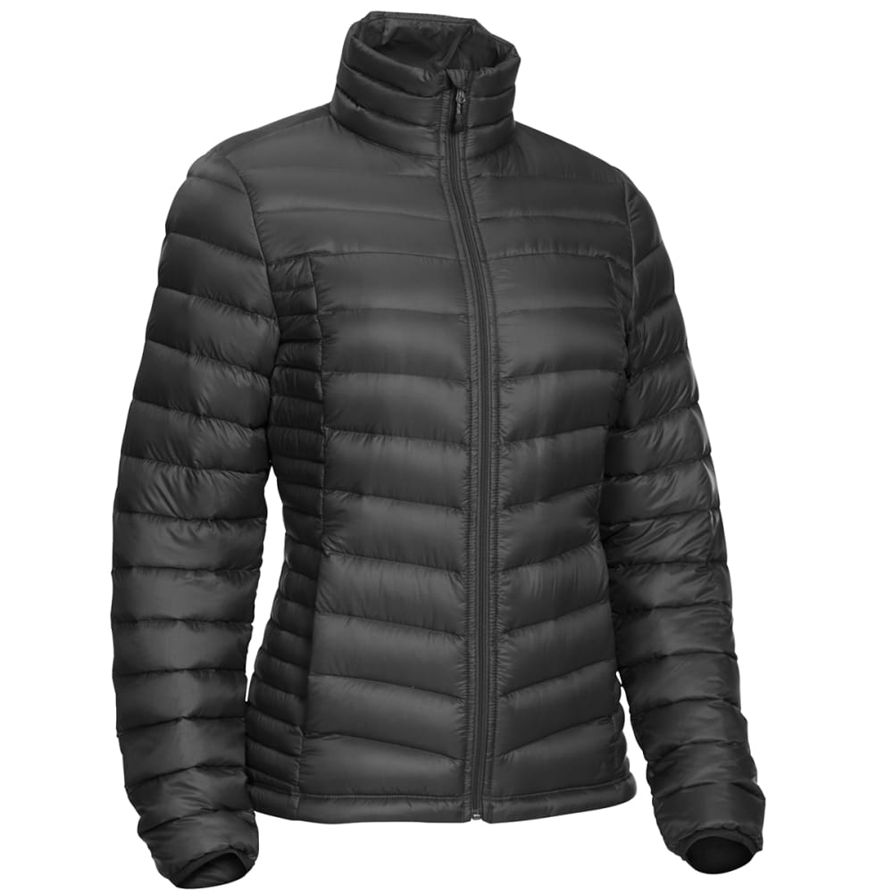 EMS Women's Feather Pack Jacket - BLACK