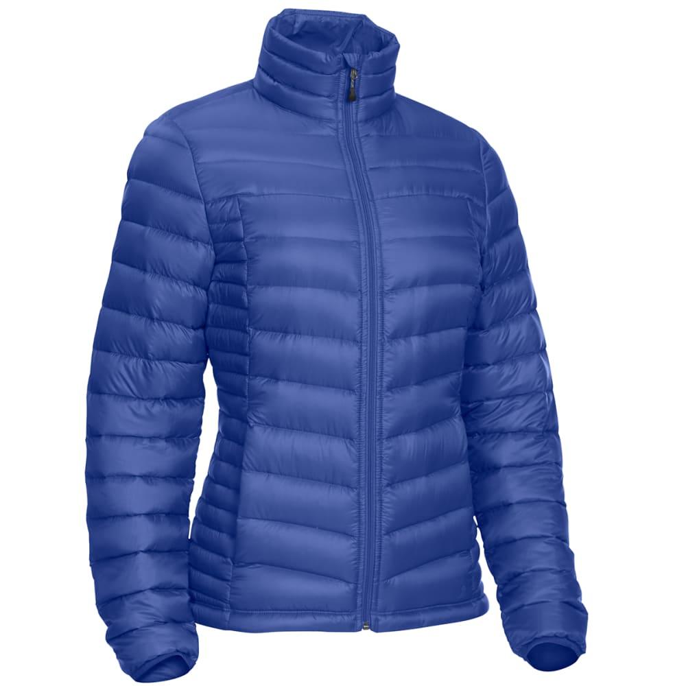 EMS Women's Feather Pack Jacket - DEEP ULTRAMARINE