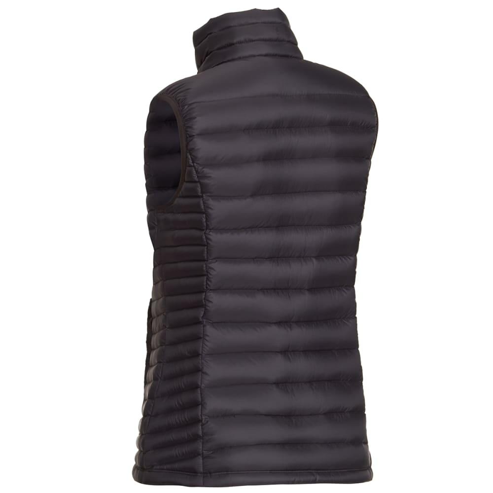 EMS Women's Feather Pack Down Vest - BLACK