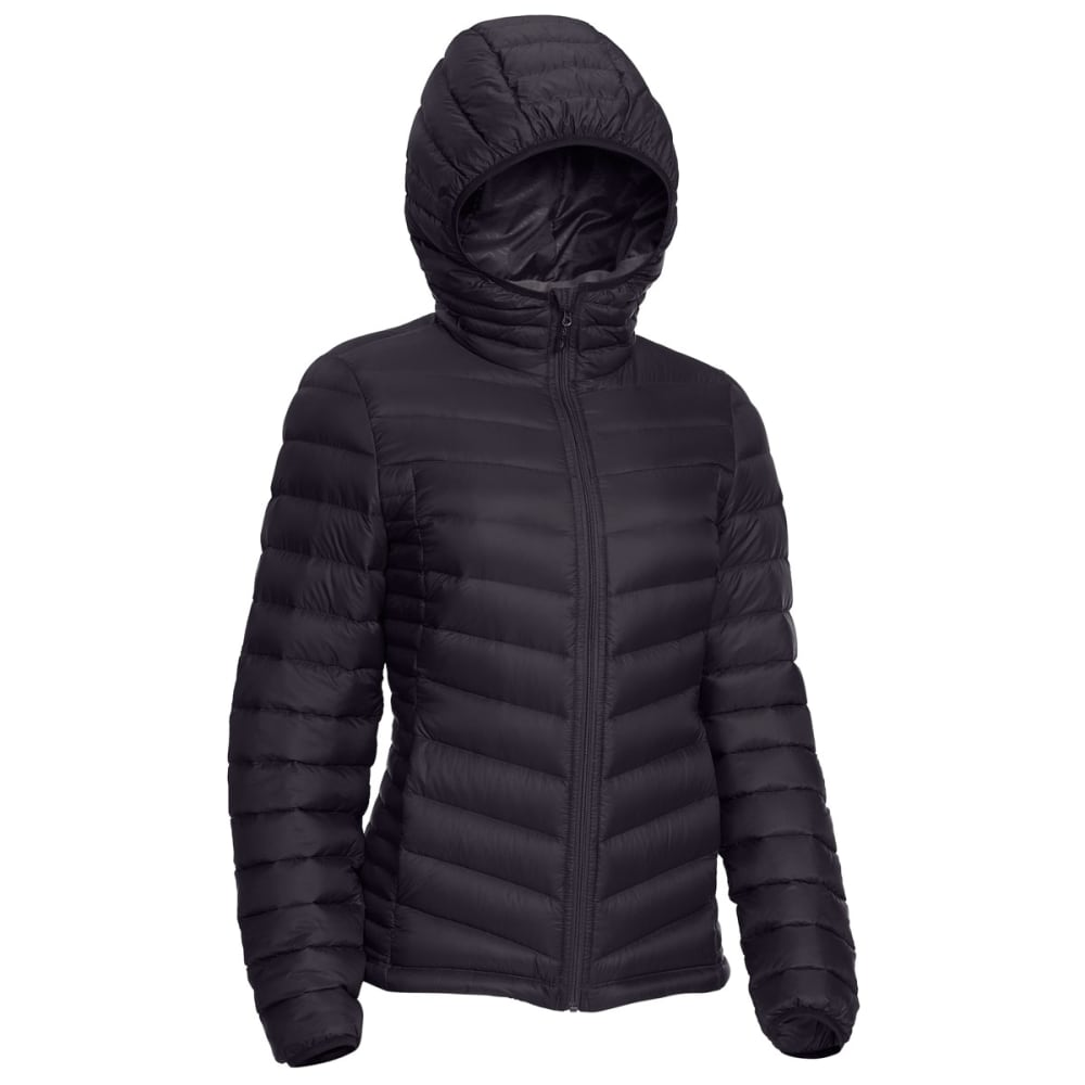 EMS® Women's Feather Pack Hooded Jacket - BLACK