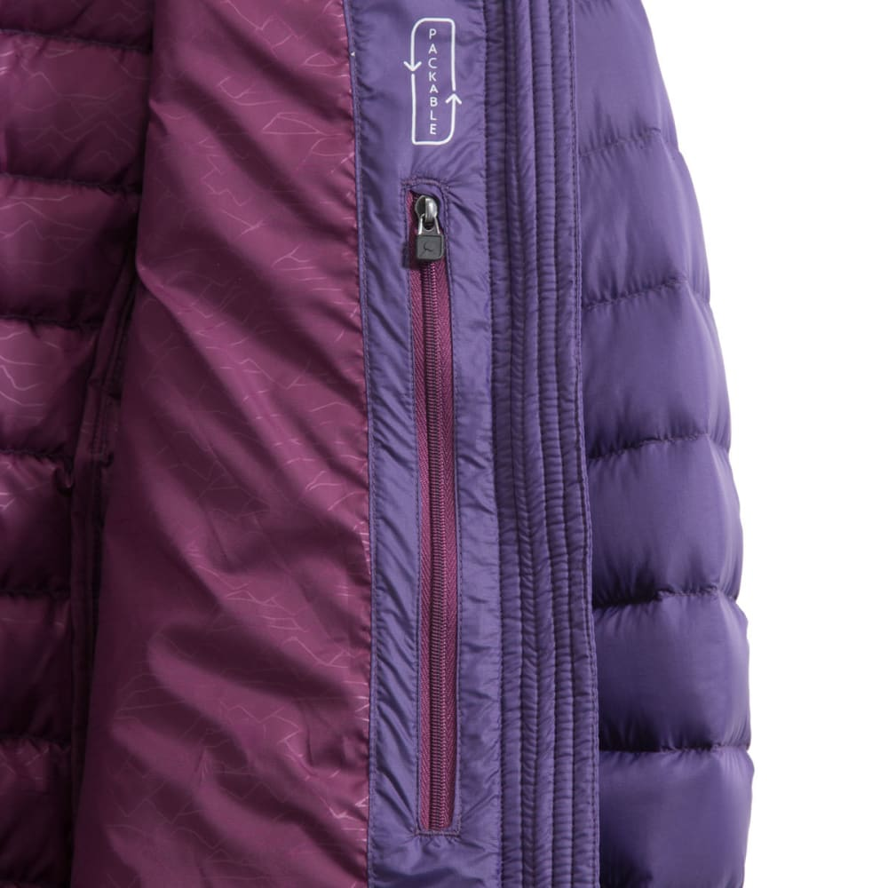 ad72ac46679 EMS Women's Feather Pack Hooded Jacket - Eastern Mountain Sports