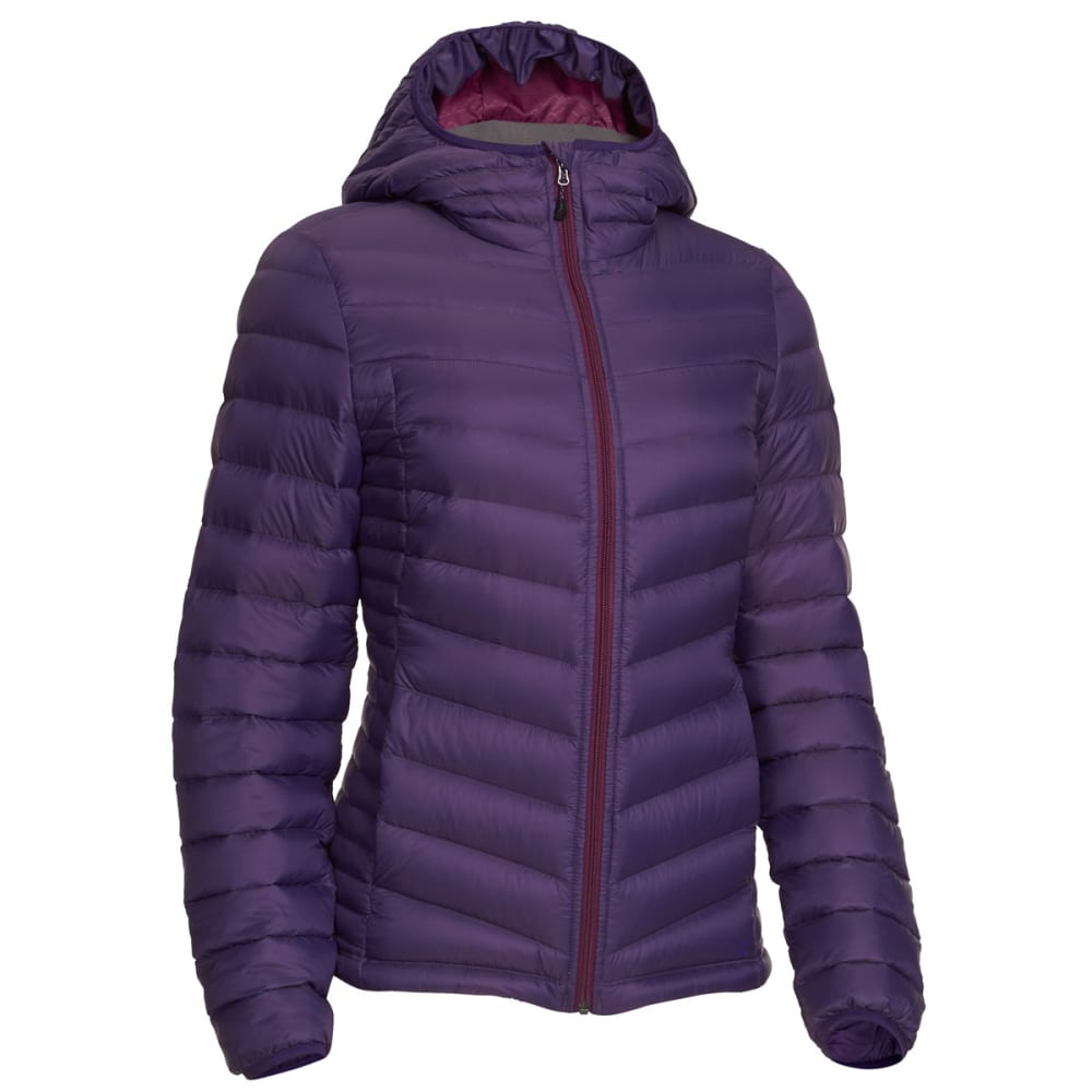 EMS Women's Feather Pack Hooded Jacket L
