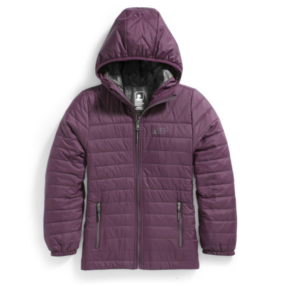 EMS Kids' Prima Pack Insulator Jacket - AMARANTH