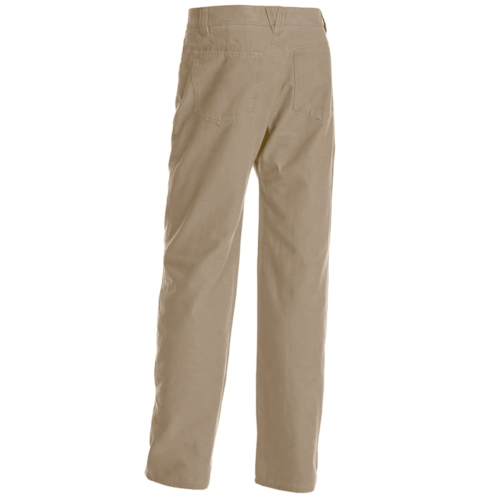 EMS Men's Ranger Flannel-Lined Pants - CHINCHILLA