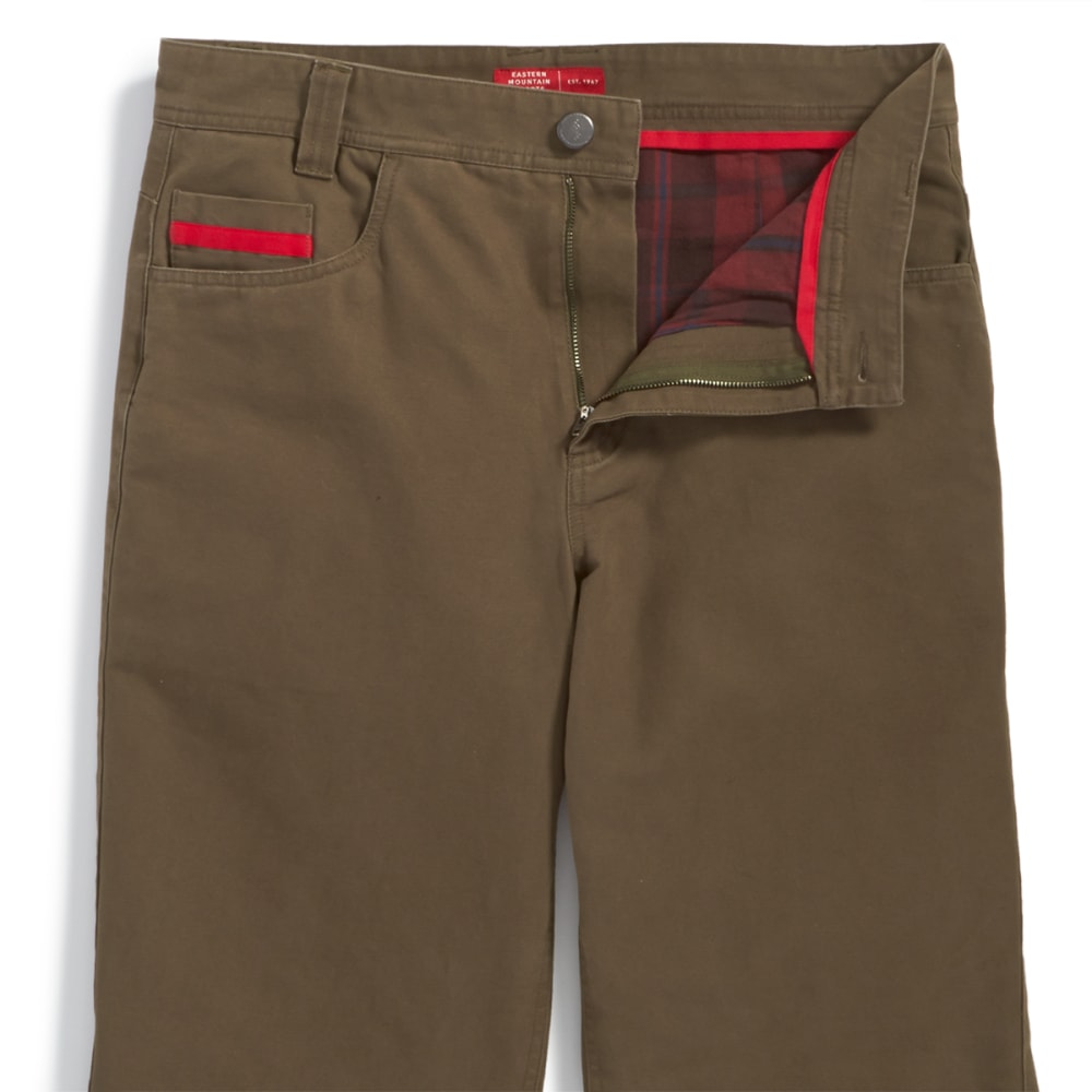 EMS® Men's Ranger Flannel-Lined Pants - TARMAC