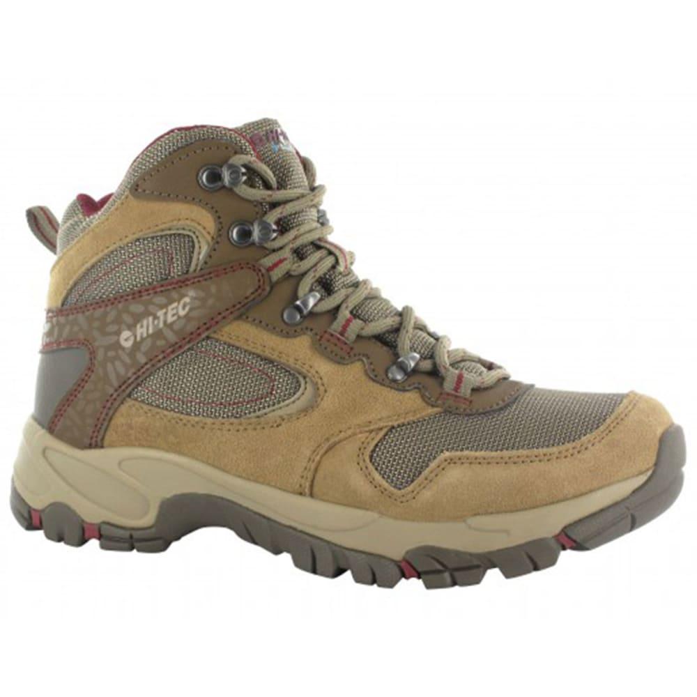 012f9149b7d HI-TEC Women's Altitude Lite i WP Hiking Boots, Honey/Brown/Port