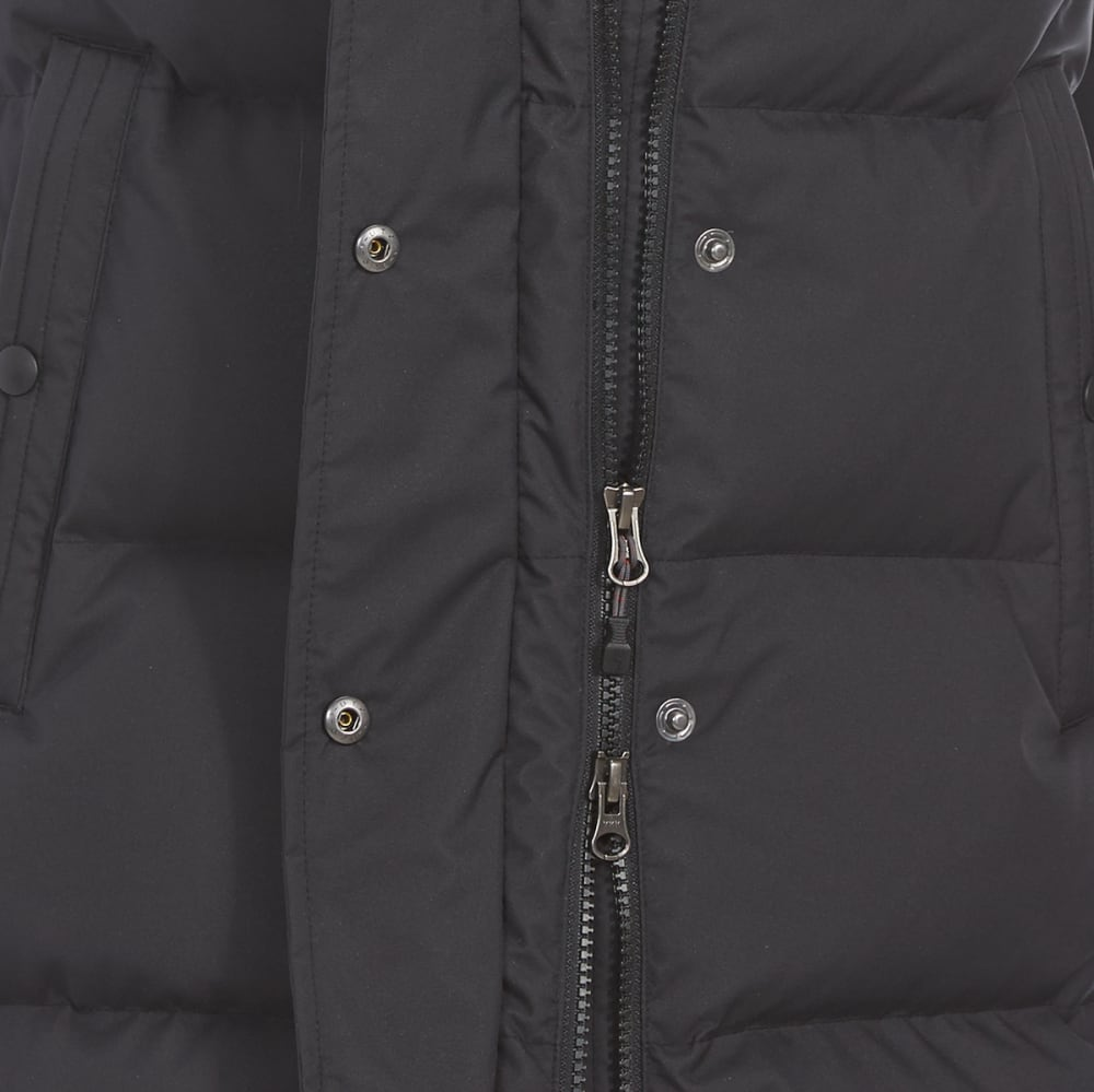 EMS Women's Klatawa Long Down Jacket - BLACK